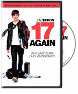 17 AGAIN DVD - SINGLE DISC EDITION - NEW UNOPENED - ZAC EFRON - $10.99