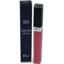 ROUGE DIOR BRILLANT LIPSHINE & CARE COUTURE COLOUR 6ML #359 MISS NIB-F07... - $29.21