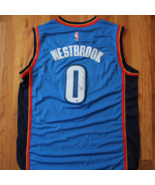 Russell Westbrook Thunder signed autographed NBA OKC Jersey COA Certified - $274.95