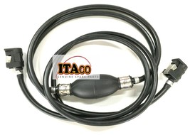 6Y1-24306-40 41 42 43 44 45 Fuel Line Hose Assy for Yamaha Outboard Connectors - $28.99