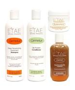Etae E'tae Carmelux Shampoo Conditioner Deep Treatment Carmel Buttershin... - $79.05