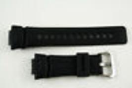 Genuine Casio Watch Band Strap Rubber Black G-100 G-101 G-200 G-2310 G-2... - $17.95