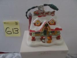 Hallmark Christmas Ornament, Disney Deck the House, Mickey and Pluto - $19.99