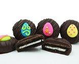 Philadelphia Candies Dark Chocolate Covered OREO Cookies, Easter Egg Assortment
