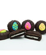 Philadelphia Candies Dark Chocolate Covered OREO Cookies, Easter Egg Assortment  - $14.80