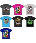 Plus Size Unisex Disney T Shirt 2018 Stacked Goofy Mickey Donald Pluto G... - $19.99