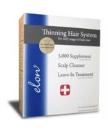Elon Maintenance Thinning Hair System For Early Stages, Matrix 5,000 Complete - $55.99