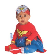 Wonder Woman Baby Infant Costume Halloween Fancy Dress Up 6-12 months 88... - €10,50 EUR