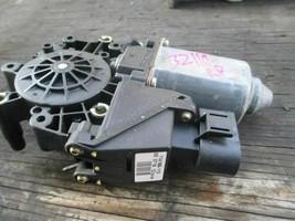 Passenger Power Window Motor Rear Model VIN D Fits 96-02 AUDI A4 454406 - $77.22