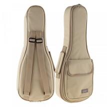 Guitar Bag Soft Case Double Shoulder Straps Mini Ukulele Guitar Backpack... - $30.41