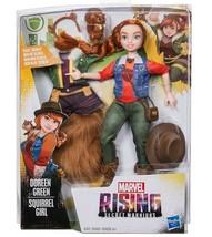 Marvel Rising Doreen Green SQUIRREL GIRL Secret Identity Exclusive Doll NIB - $32.99