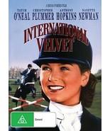 INTERNATIONAL VELVET  Tatum O'Neal  Christopher Plummer Horse Classic AL... - $6.08