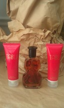 TABU BODY LOTION 2.5 OZ~ VIOLIN COLOGNE 3 OZ ~ BODY WASH 2.5 OZ. ~BY DANA - $39.99