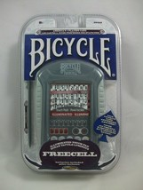 Bicycle Freecell New Sealed Handheld Electronic Game - $22.39