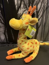"Kohls Cares Dr Seuss 17"" Plush Giraffe Saw It On Mulberry Street Plush NEW - $8.91"
