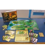 Bruno Faidutti Lost Temple Adventure Board Game 100% Complete Stronghold... - $24.75