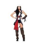 Leg Avenue Adulto Mujer Connor Niña Assassins Creed Disfraz Halloween AS... - $153.45