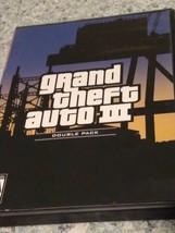 Grand Theft Auto 3 Playstation 2 - $6.00