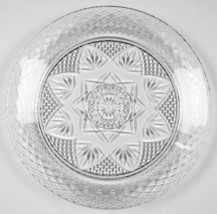Cris d'Arques Durand (1)  Luminarc Antique Clear Color Pressed Glass Lar... - $14.99