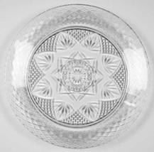Cris d'Arques Durand (1)  Luminarc Antique Clear Color Pressed Glass Lar... - $14.99
