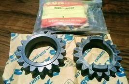 Lot (2) Suzuki NEW 26281-30700 Kick Starter Drive Gear TM TS TM250 TS250 1971-74 - $17.82