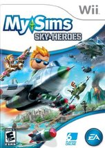 MySims Sky Heroes - Nintendo Wii [Nintendo Wii] - $9.89