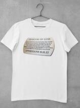 Armour Of God T-Shirt | Christian Apparel | Christian T Shirt | Ships Free image 2