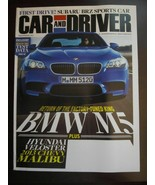 Car & Driver Magazine BMW M5 Hyundai Veloster December 2011 NEW UNREAD N... - $7.91