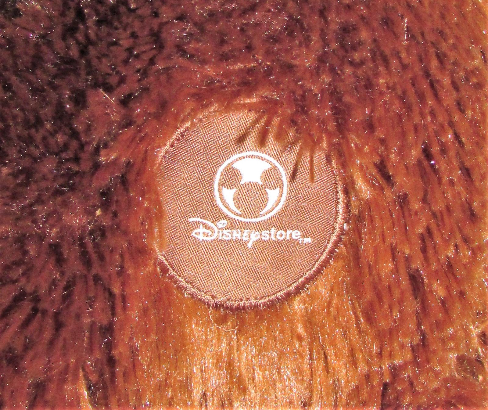 "Disney Brother Bear KODA Plush Brown Bear Floppy Bean Bag Stuffed Animal 12"" Toy image 2"