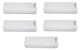 5 x White Replacment Battery Cover for Nintendo Wii Controller Remote - $6.29