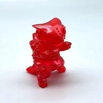 Max Toy Clear Red Mini Mecha Nekoron image 2