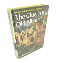 """Nancy Drew """"The Clue In The Old Album"""" #24 Carolyn Keene HB Graphic Cove... - $29.99"""