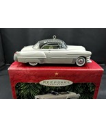 Hallmark Keepsake Ornament 1949 CADILLAC COUPE De VILLE 50TH ANNIVERSARY... - $9.89