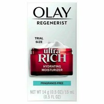 Olay Regenerist Ultra Rich Hydrating Moisturizer - Unscented - 0.5 fl oz - $11.29