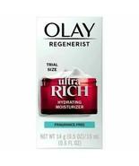 Olay Regenerist Ultra Rich Hydrating Moisturizer - Unscented - 0.5 fl oz - $11.29