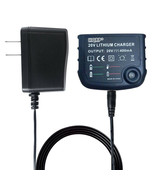 HQRP Battery Charger for Black & Decker 20V MAX Li-Ion Tool Batteries, L... - $20.55