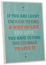"Pingo World 0107QA05V0G ""A Way Of Life"" Inspirational Motivational Happi... - $54.40"