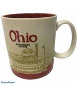 STARBUCKS COFFEE 2009 Collectors Series OHIO River Boat 16 Oz Mug Cup Re... - $19.64