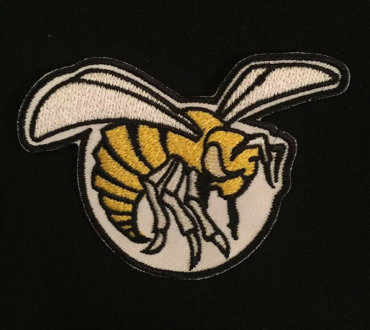 Primary image for Alabama State Hornets College Football Logo Iron on Patch Badge Sewn Emblem