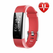 Fitness Tracker HR, Activity Tracker Watch with Heart Rate Monitor, Wate... - $41.37