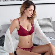 Women sexy bra set underwear bra set embroidery sexy lace bra transparen... - $89.88