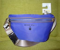 Michael Kors Nylon Fanny Pack Belt Bag Crossbody NWT - $66.33
