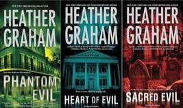 Heather Graham KREWE OF HUNTERS Paranormal Series Set of PAPERBACK Books... - $22.99