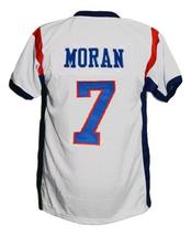 Alex Moran #7 BMS Blue Mountain State New Football Jersey White Any Size image 2