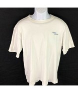 Tommy Bahama Men's White Chillin And Grillin T-shirt L - $19.79