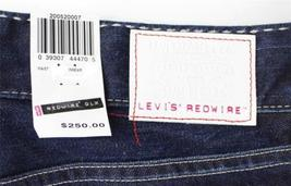 NEW LEVI'S STRAUSS MEN'S REDWIRE DLX RELAXED FITJEANS PANTS DENIM 200520007 image 7