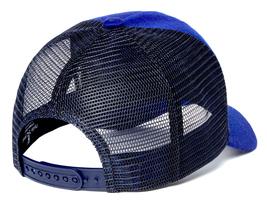 Psycho Bunny Men's Embroidered Snapback Mesh Mischief Baseball Cap Hat image 5