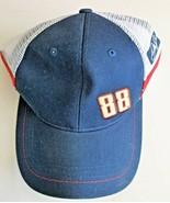 Dale Earnhardt Jr. #88 Valvoline NASCAR Racing Darlington Throwback Mesh... - $8.90