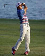 Rickie Fowler SFOL Vintage 11X14 Color Golf Memorabilia Photo - $14.95