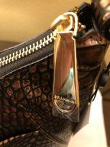 BRAHMIN AMIRA SHOULDER BAG BROWN MILAN  STUNNING COLOR NWT P30108800032 image 9